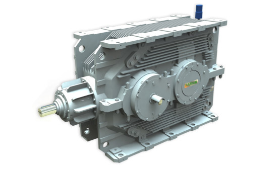 FG 1000 AC – BEVEL HELICAL GEARBOX