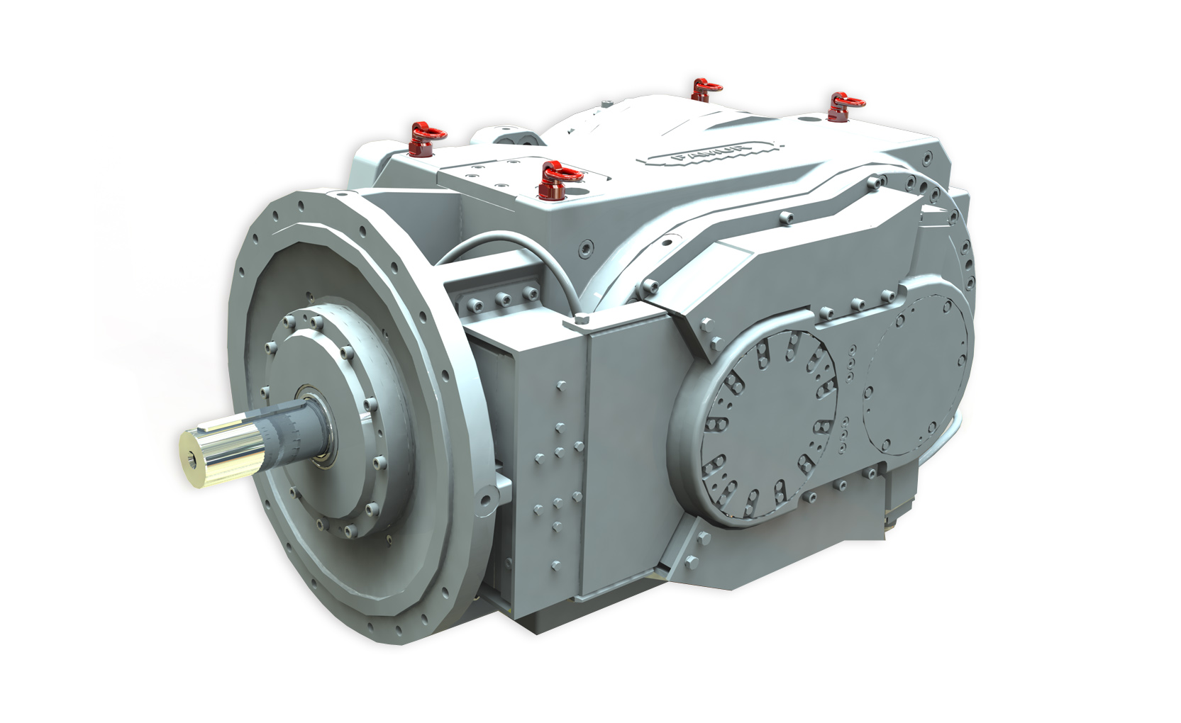 FKPL 35 - PLANETARY HELICAL GEARBOX - Famur