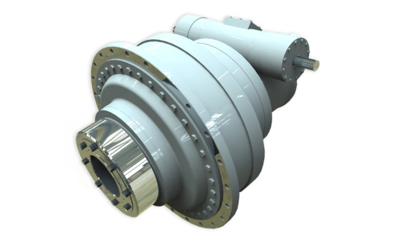 FSP 860 PLANETARY-WORM GEARBOX