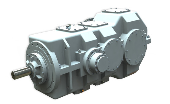 KB 315 – BEVEL HELICAL GEARBOX