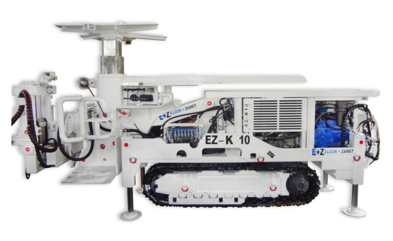 EZ-K10 BOLTING AND DRILLING RIG